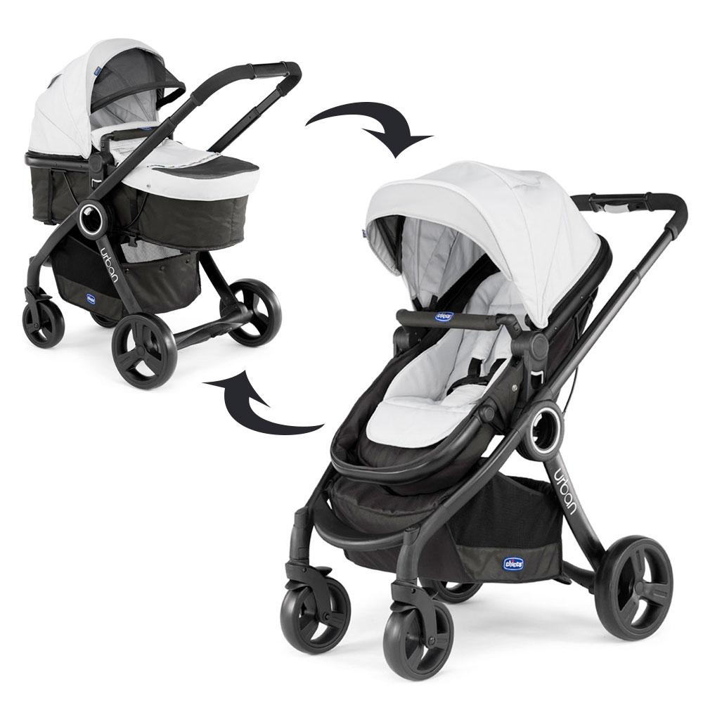 Chicco Passeggino Urban Plus + Color Pack Moonlight Special - chicco - ebay.it